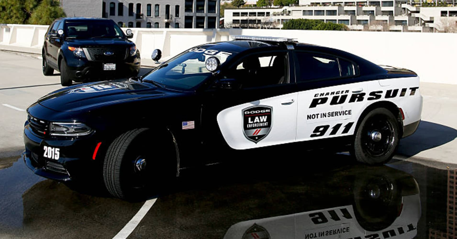 Dodge To Use Its Parking Tech To Protect Police From