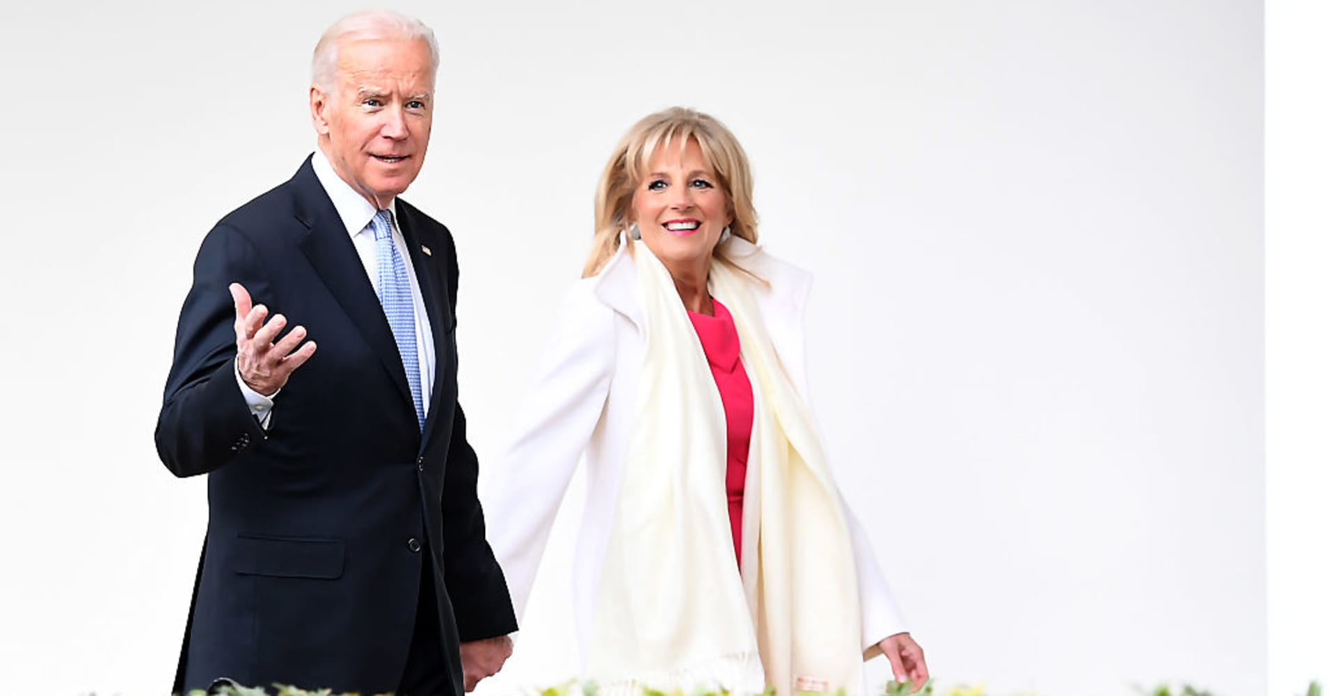 Biden Foundation suspends operations, effective immediately