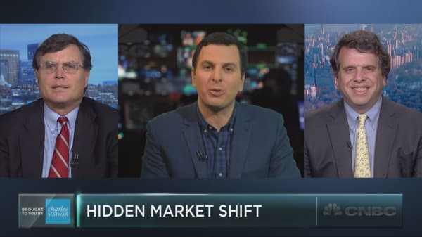 The big market shift that many may have missed