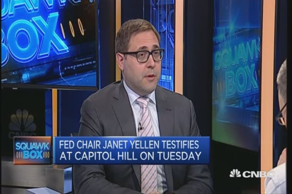 Markets looking towards Yellen this week: Expert