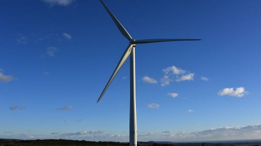 China and US lead way with wind power installations, says global ...