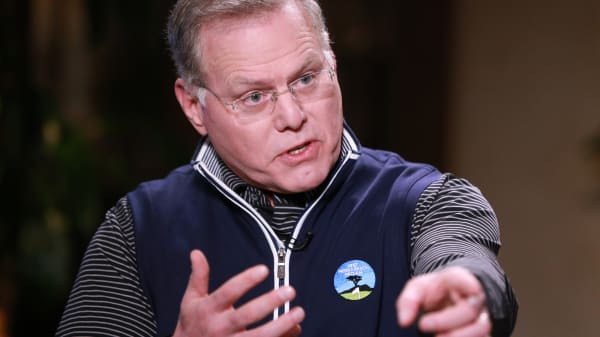 David Zaslav, CEO of Discovery Communications