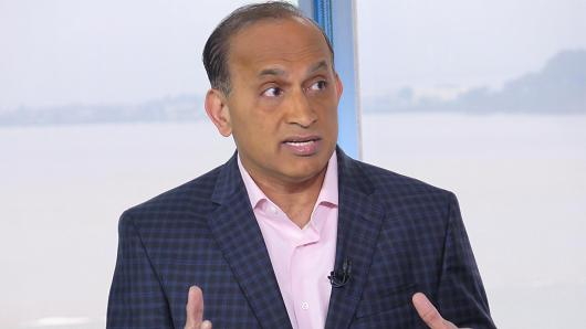Sanjay Poonen, the COO of VMWare