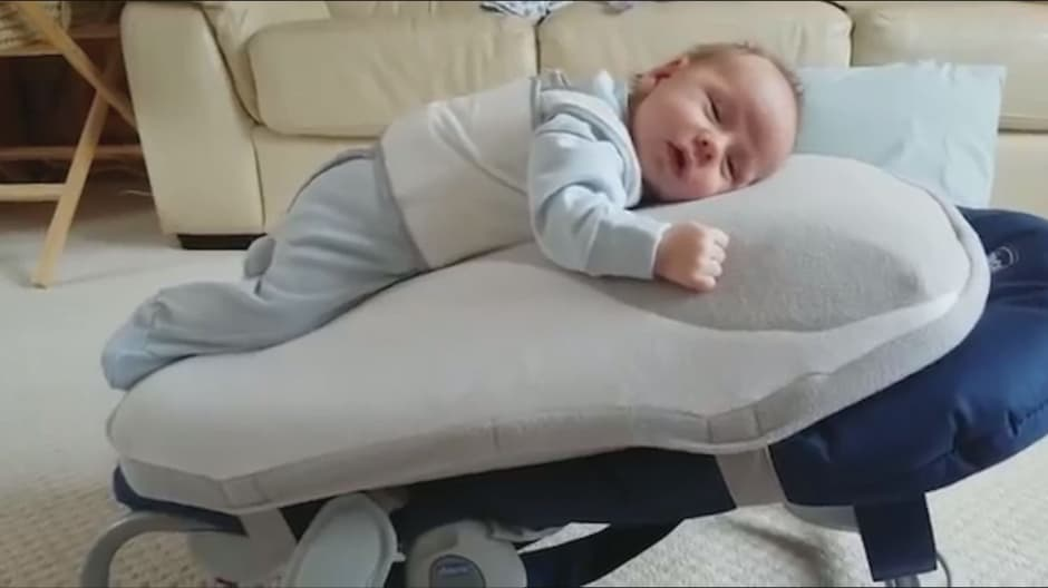 This bed stops babies from crying