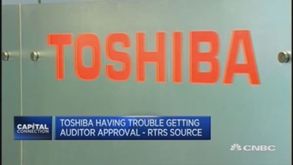 What to make of Toshiba's earnings release delay