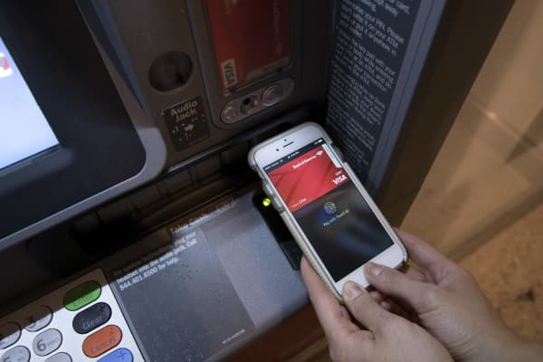 Banks are introducing cardless options to their A.T.M.s. Customers may enjoy the convenience, but the technology also opens some security holes.