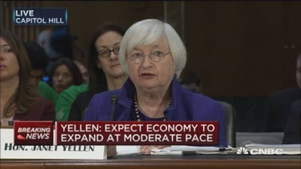Fed Chair Yellen: 'Unwise' to wait too long to hike interest rates