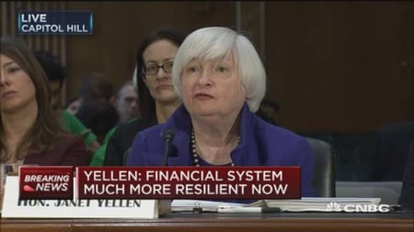 Yellen: US banks are generally considered quite strong relative to their counterparts
