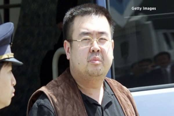 North Korean leader's half brother dead in apparent poisoning