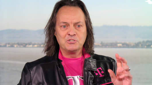 Are Investors Shying Away from T-Mobile US, Inc. (NASDAQ:TMUS)?