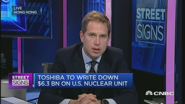 Toshiba is 'gutting the business from within': Expert