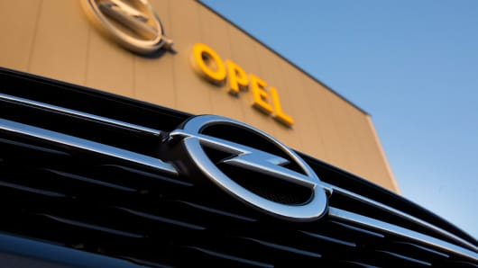 8db8db46d5e736 General Motors could exit Europe with  1 billion Opel sale to Peugeot   Analyst