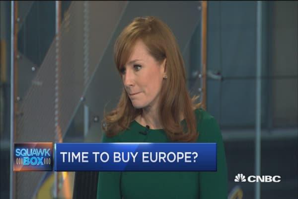 BlackRock strategist: We're more bullish on foreign markets than U.S.