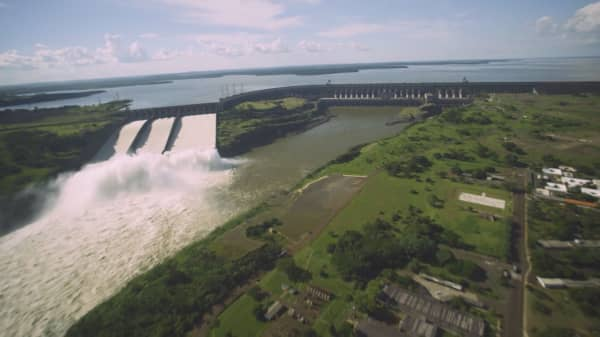Brazil's titan of hydropower