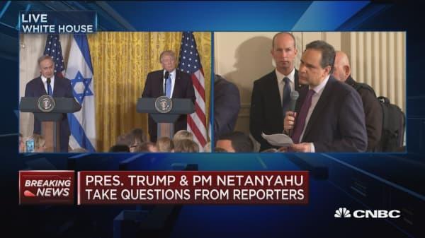 Trump: Gen. Flynn has been treated unfairly by media