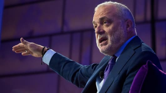 Mark Bertolini, chairman and chief executive officer of Aetna Inc.