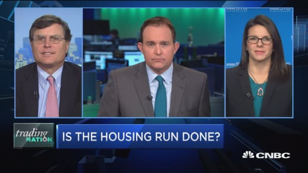 Trading Nation: How to invest in home builders