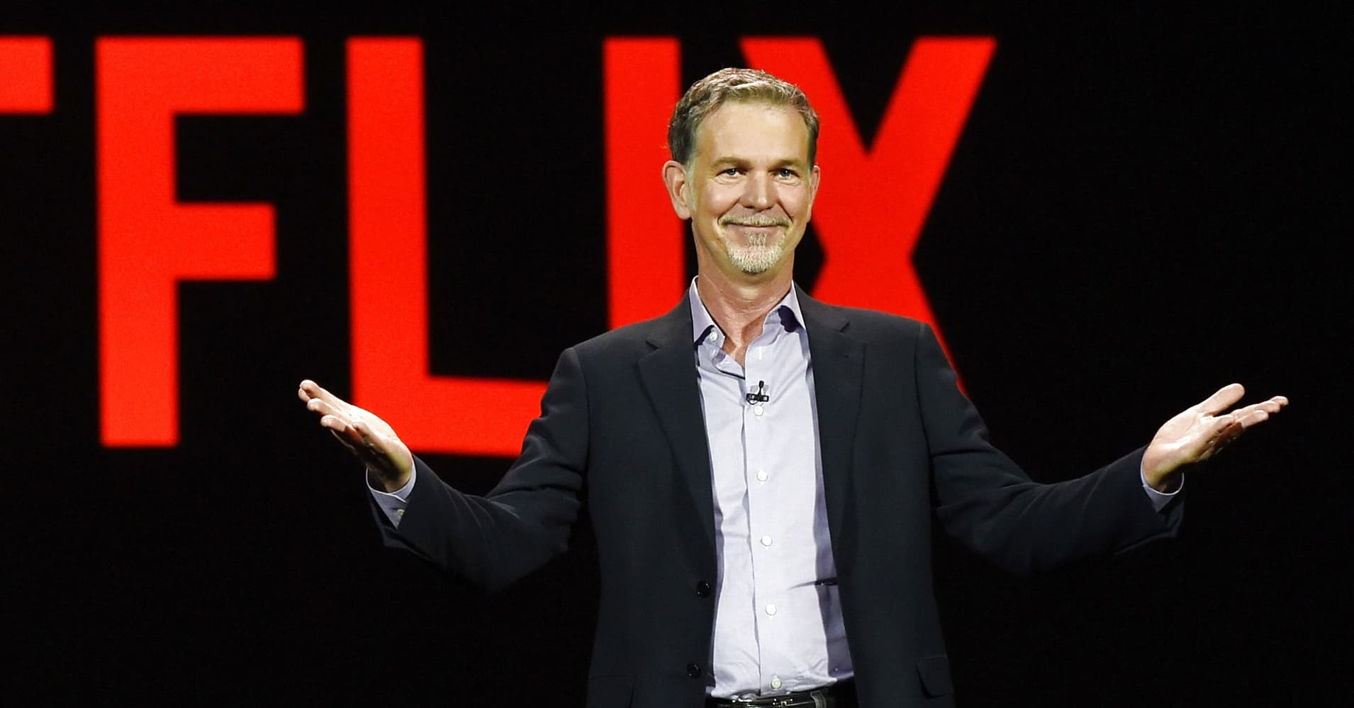 The last time the Netflix chart formed a 'golden cross,' it rallied 95 percent