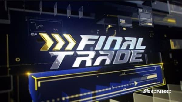 Final Trade: UAL, MCD & more