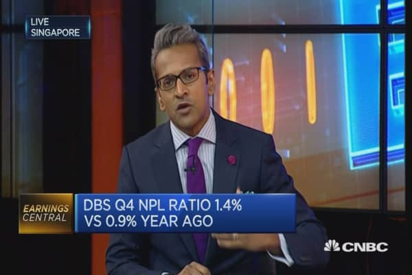 What to make of DBS earnings