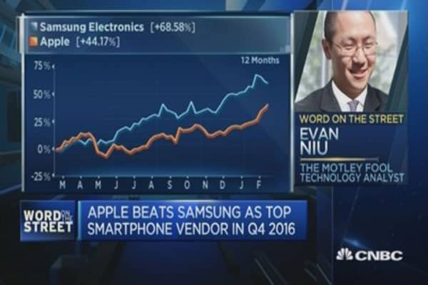 Apple vs Samsung: Which should you buy?