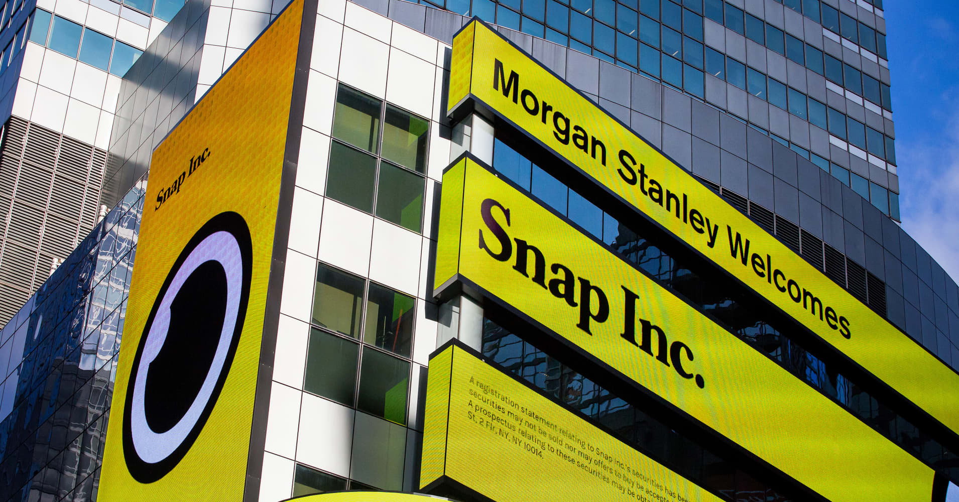 Snapchat parent snap sees ipo priced between 14 and 16 per share buycottarizona Image collections