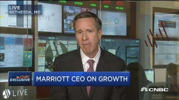 Marriott CEO: Cuba remains a place that people want to go see