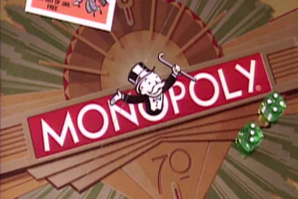 Monopoly bids farewell to thimble token