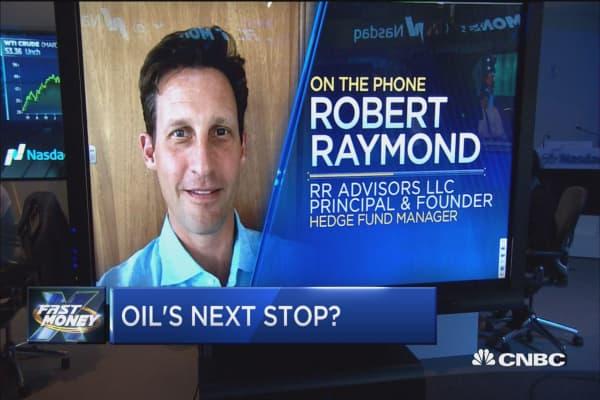 Oil's next stop?