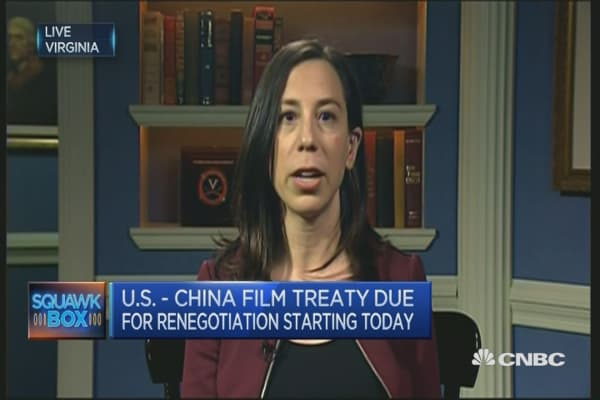 How Hollywood plays into US-China's trade ties