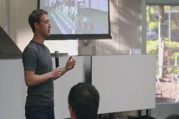 Mark Zuckerberg's plan under Trump