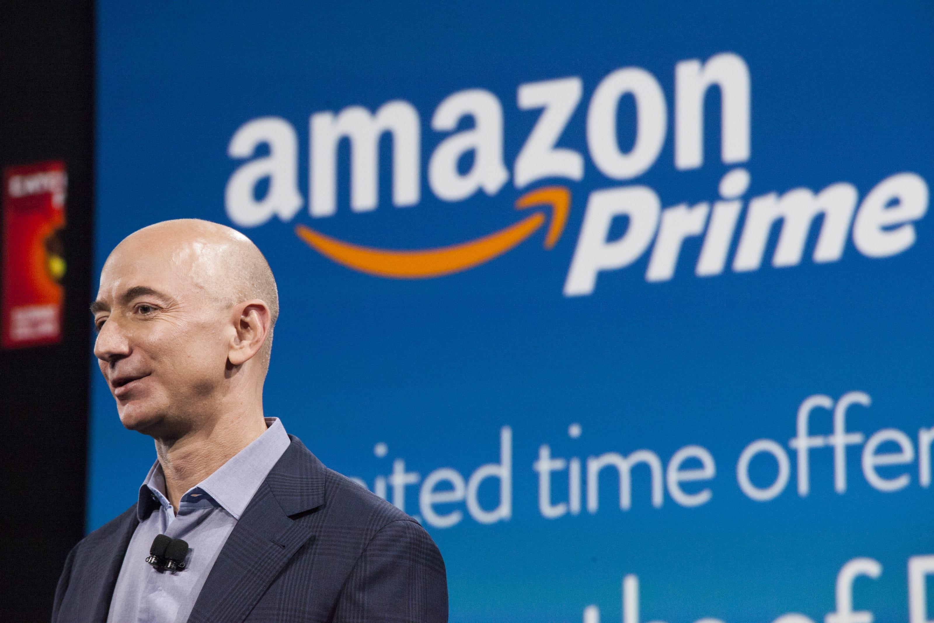 Image result for Bezos AMAZON