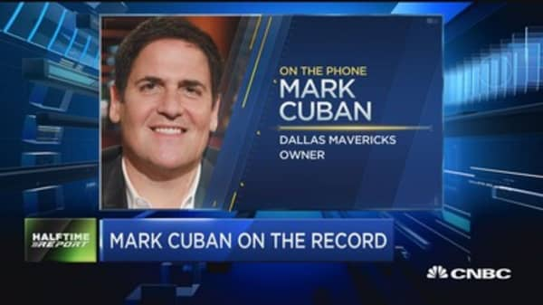 Cuban: Trump unaware of how technology works