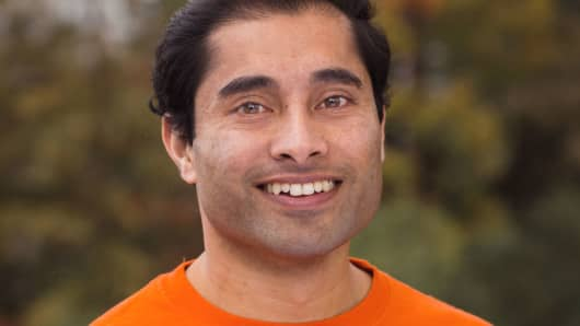 Juan Jaysingh, co-founder and CEO of ZeeMee