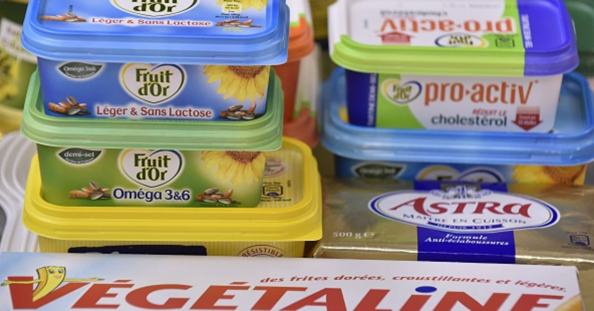 Consumer goods giant Unilever sees accelerated sales growth