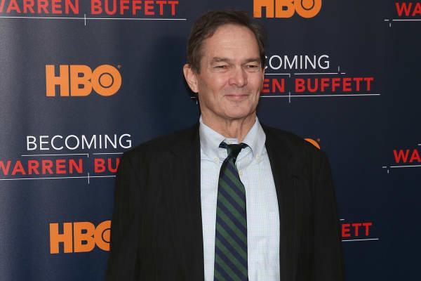 """Director of """"Becoming Warren Buffett,"""" Peter Kunhardt"""