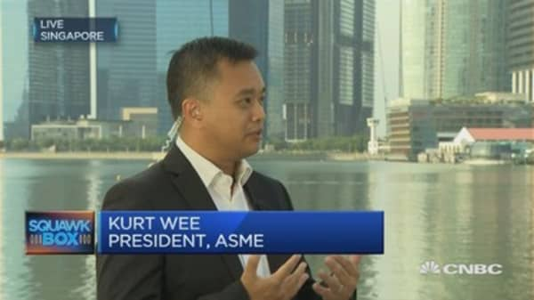 Singapore Budget could do more for SMEs: ASME president