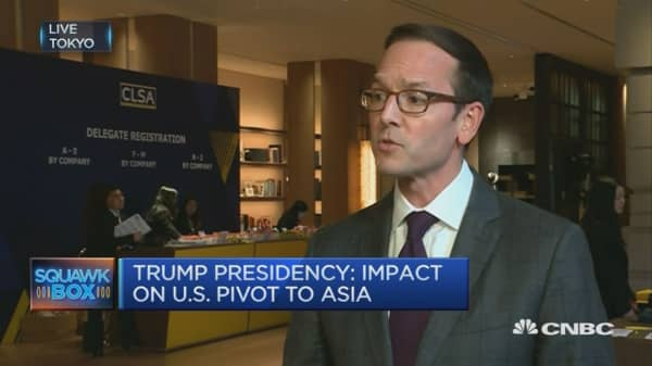 Trump's Asia policy still in infancy: Expert