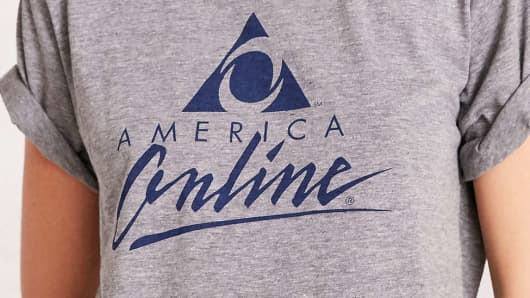 American Online shirt, AOL from Urban Outfitters