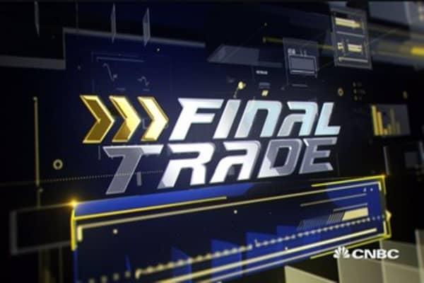 Final Trade: MCD, FB & more