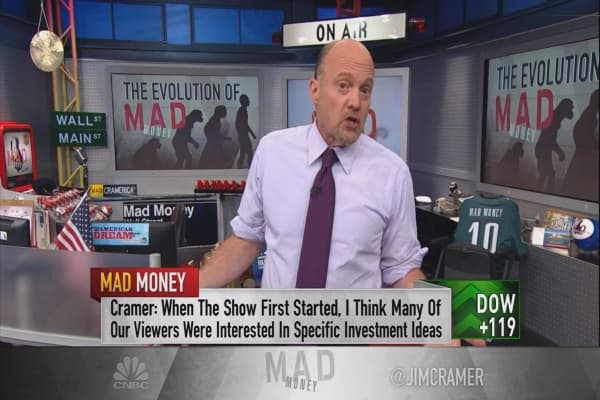 How the Great Recession changed Jim Cramer investing approach forever