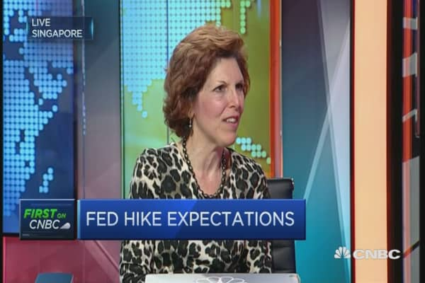 Cleveland Fed's Mester on Trump's economic plans