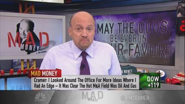 Cramer used stocks to pay for Harvard Law