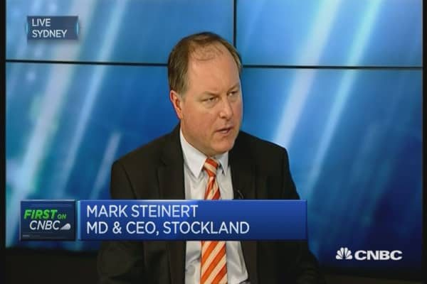Property strength broadening out in Australia: Stockland MD