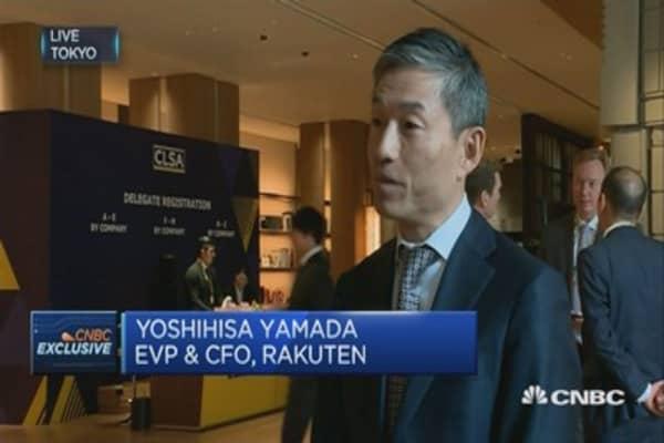 Rakuten shares jump on 8.4% buyback
