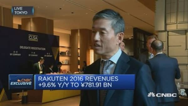 Productivity, not overtime, should be focus in Japan: Rakuten CFO