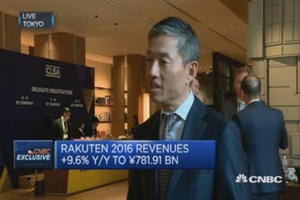 Productivity, not overtime, should be focus in Japan: Rakuten CFO