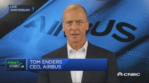 Progressing on A400M program: Airbus CEO