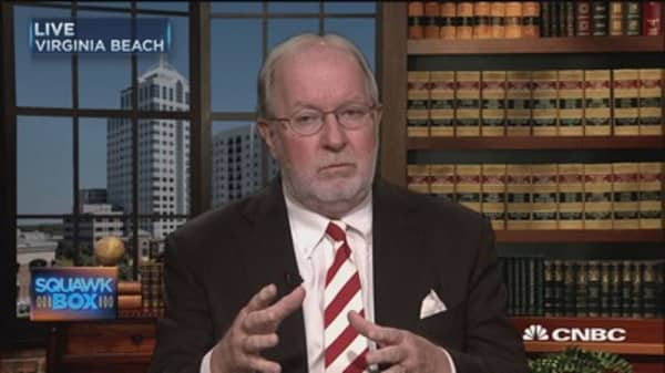 Gartman's play on strong US dollar and euro gold