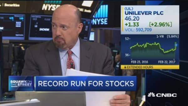 Cramer: These quarters are so much better than expected